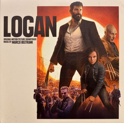 Marco Beltrami<br>Logan (Original Motion Picture Soundtrack) <br>2LP, Ltd